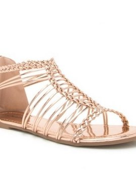 Ropes Away Sandal