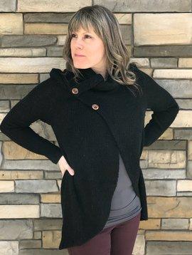 Pulled Sideways Sweater
