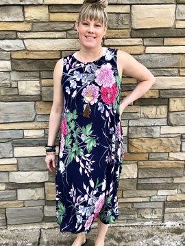 Garden Fanfare Dress