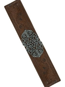 Antique Buckle Elastic Belt