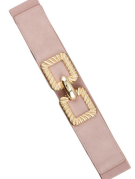 Textured Elastic Belt