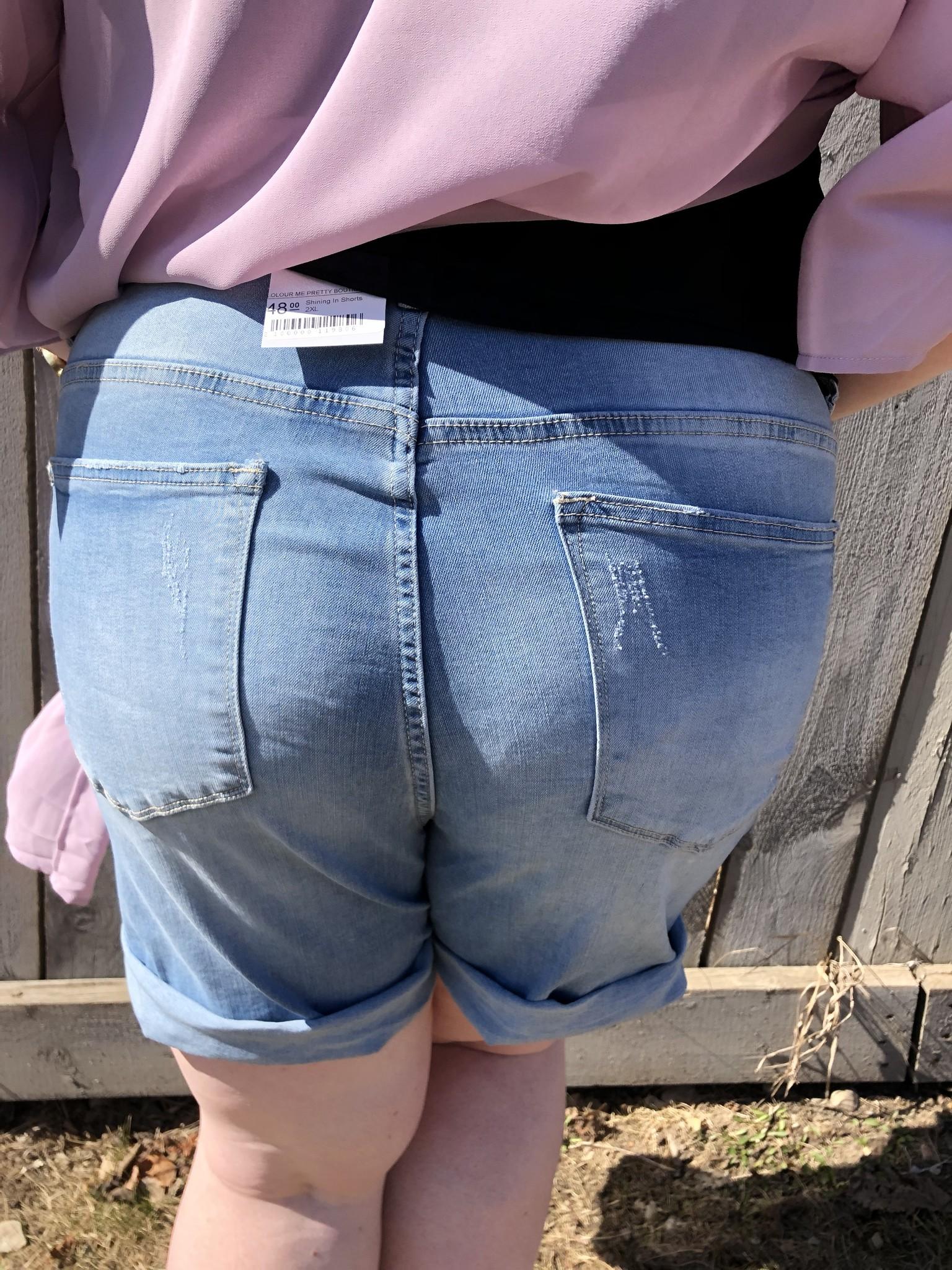 Judy Blue Shining In Shorts