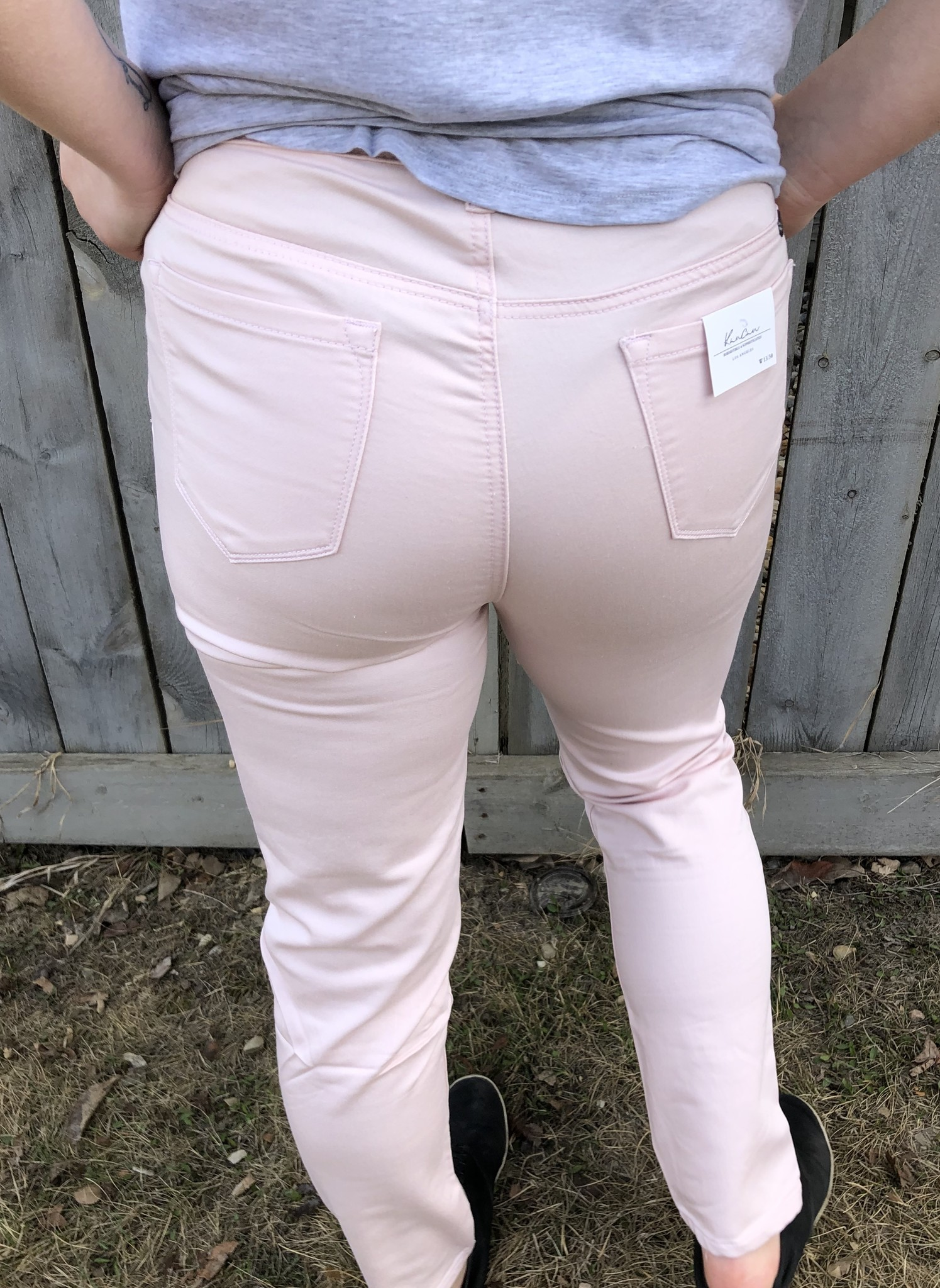 Pretty In Pink Pants