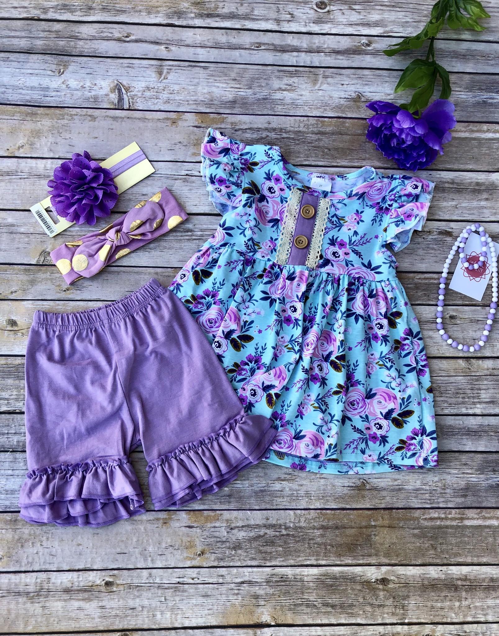 Kids A Flutter Of Floral