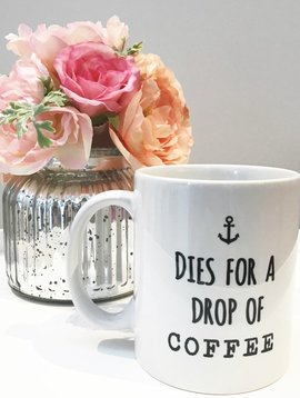 SWD Drop Of Coffee Mug