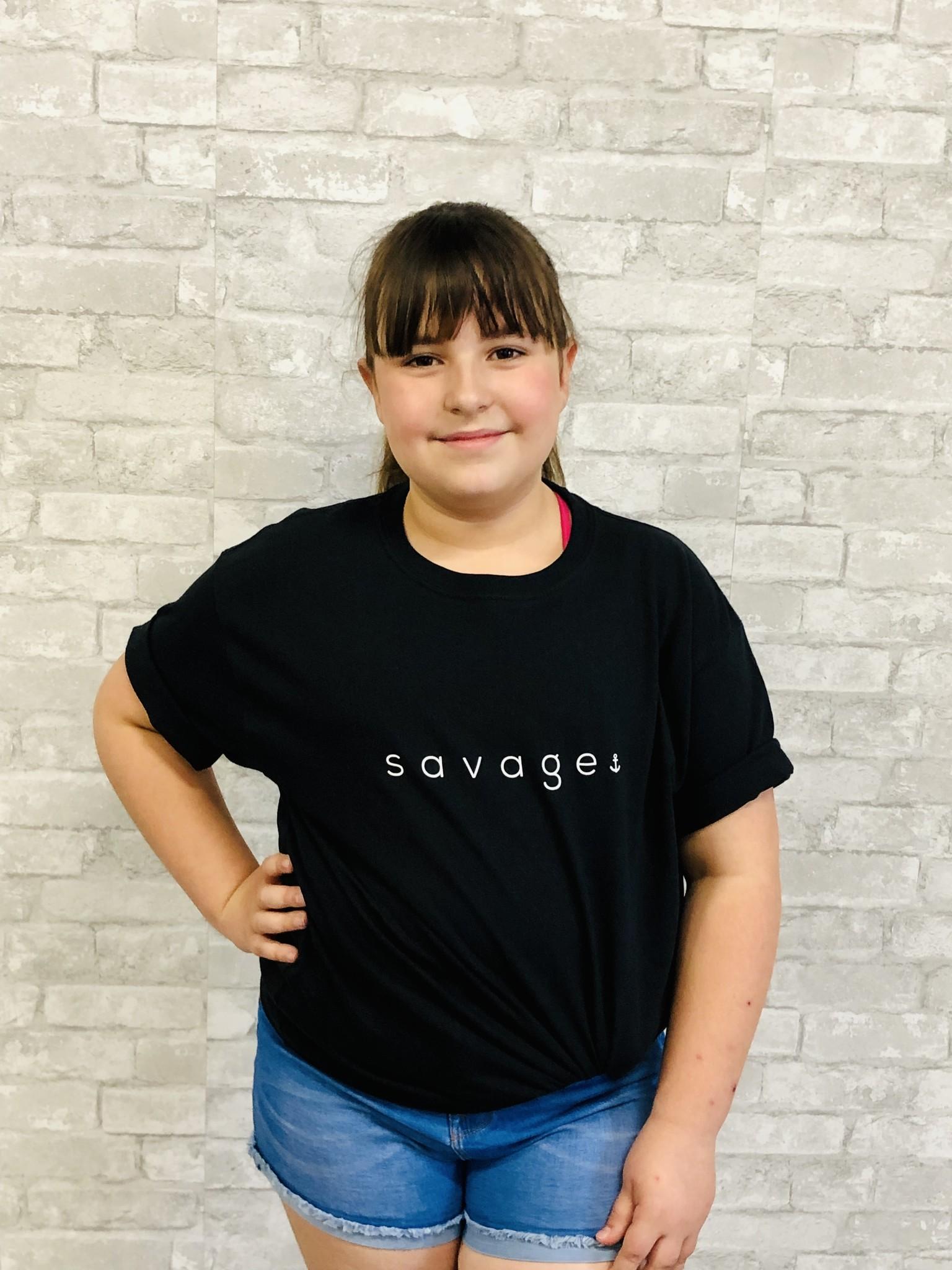 SWD Savage Tee Youth