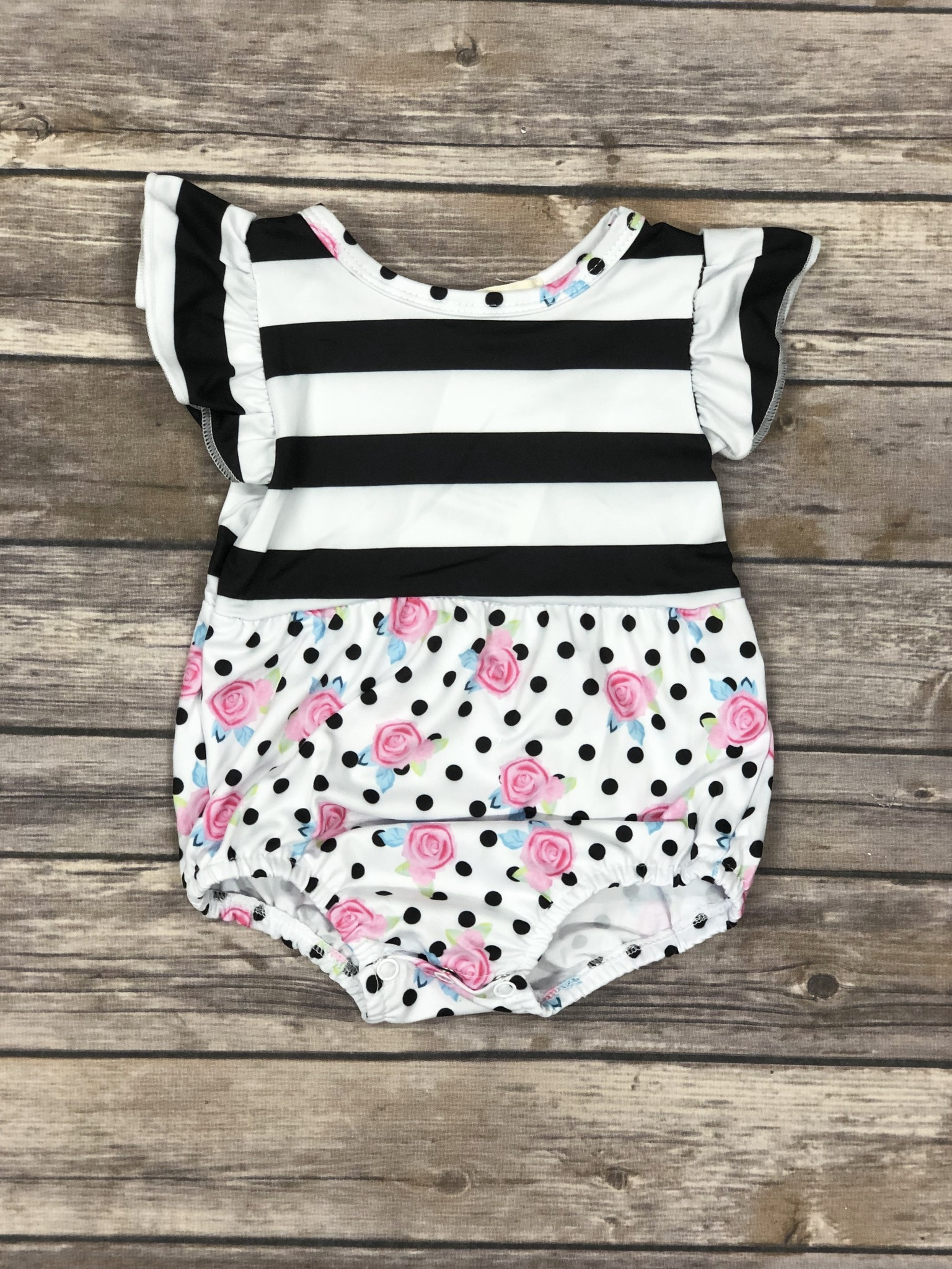 Connect The Dots Romper