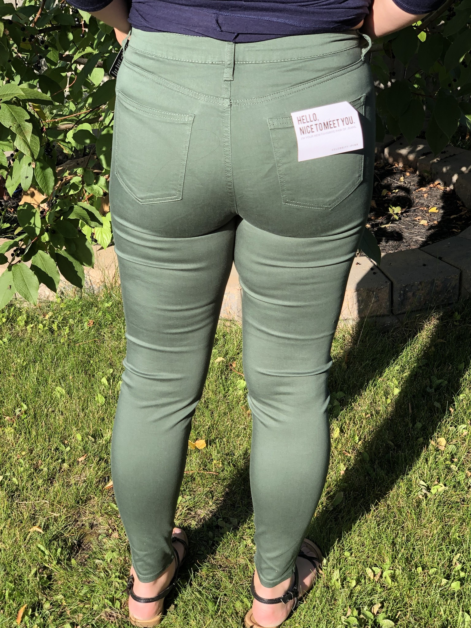 The Jade Pant