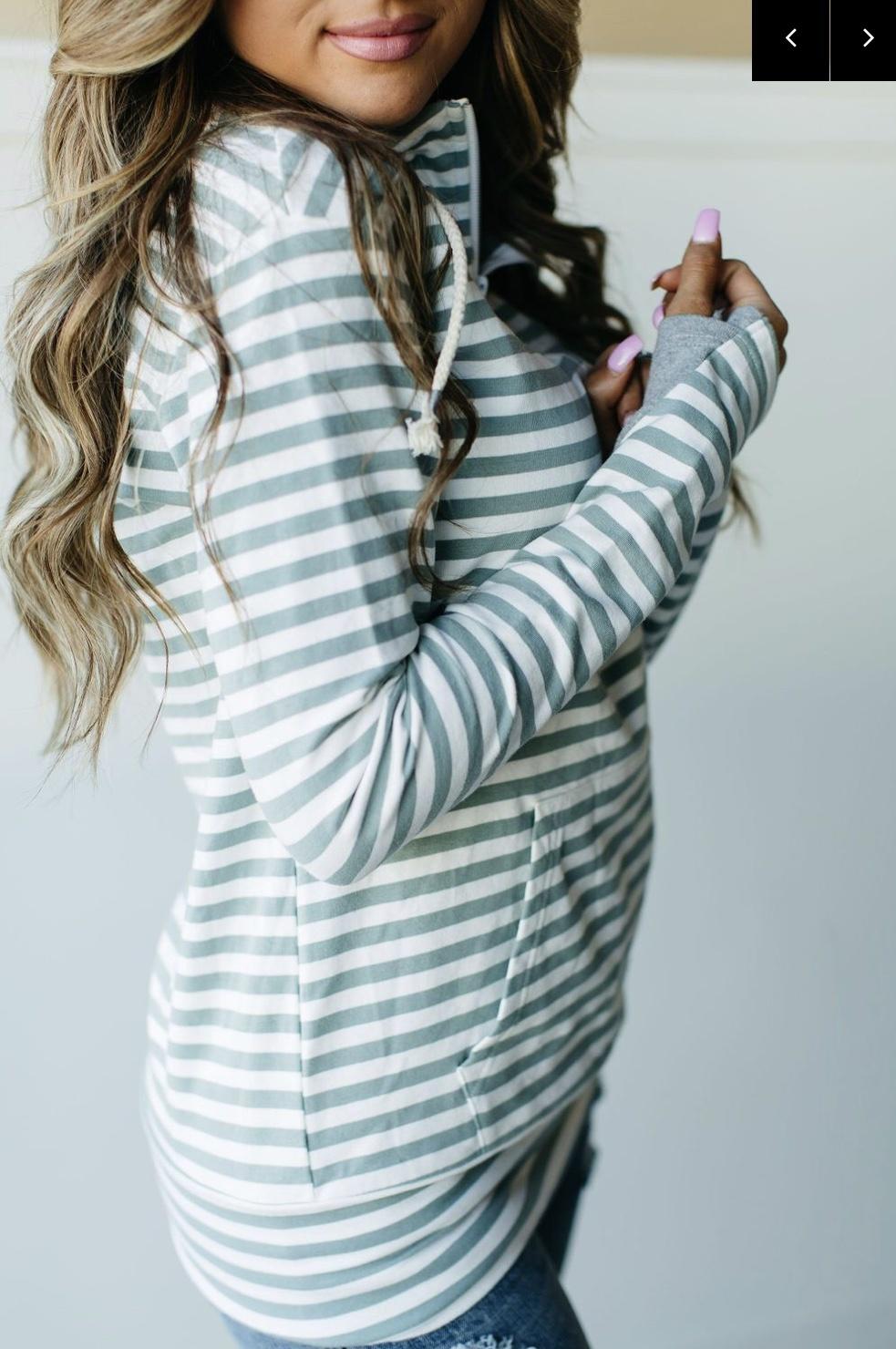 Seafoam Stripe