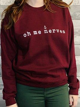 "SWD Wine ""Oh Me Nerves"""