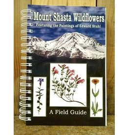 Book, Mount Shasta Wildflowers