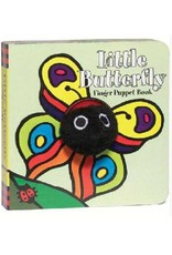 Book, Childrens, Little Butterfly Finger Puppet, GC