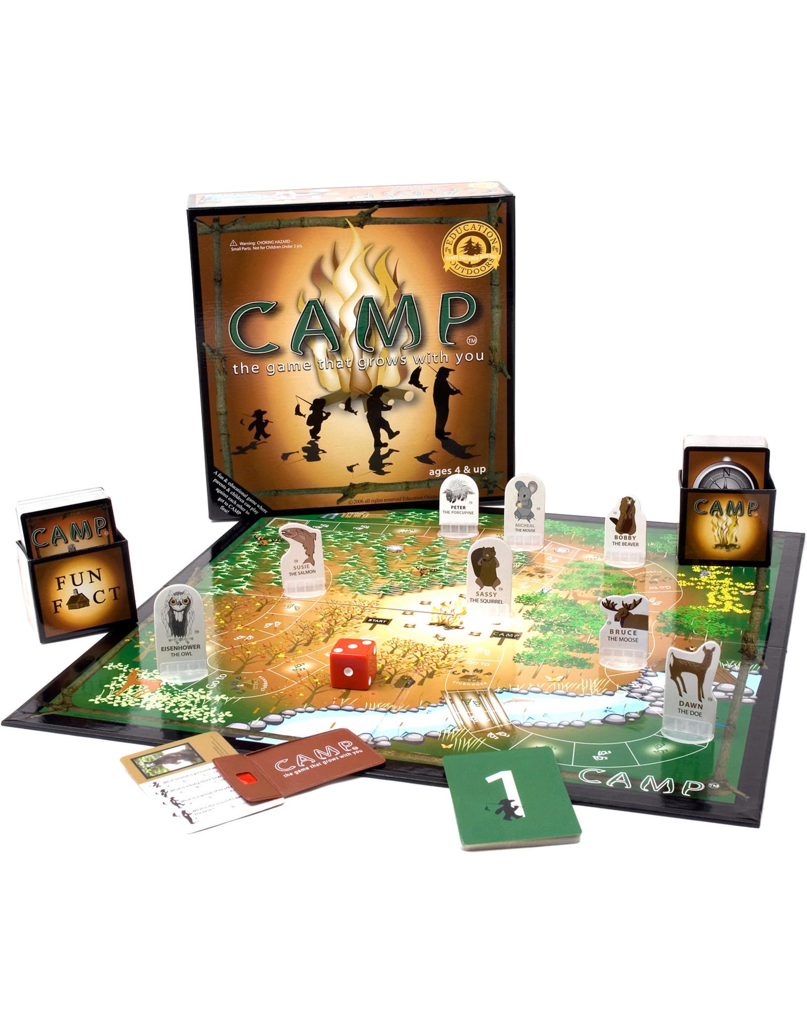 Game, Camp Board Game, EDO311314