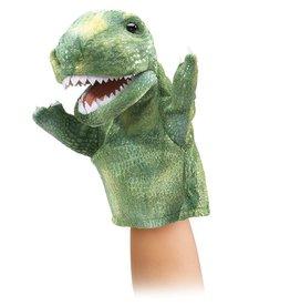 Folkmanis Puppet, Little Tyrannosaurus Rex,  2997
