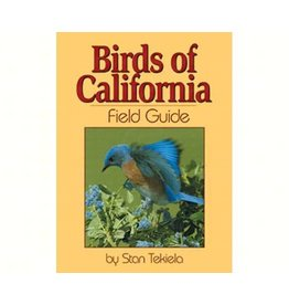 Book, Field Guide, Birds of California, Stan Tekiela, AP30310