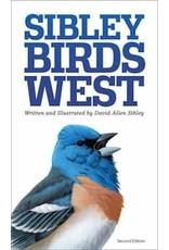 Book, Sibley's Field Guide, Western NA RH0307957924