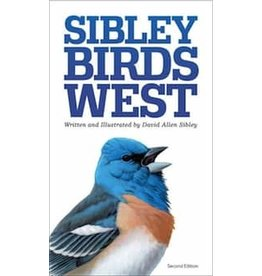 Book, Sibley's Field Guide, Western NA RH0307957924