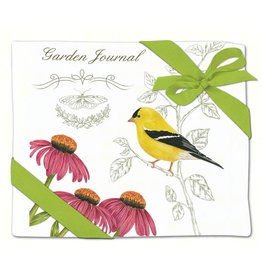 Alice's Cottage Flour Sack Towels, 2 Pack, Goldfinch, Made in USA, AC34449