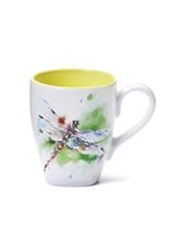Mug, Dean Crouser Art, Dragonfly, Ceramic