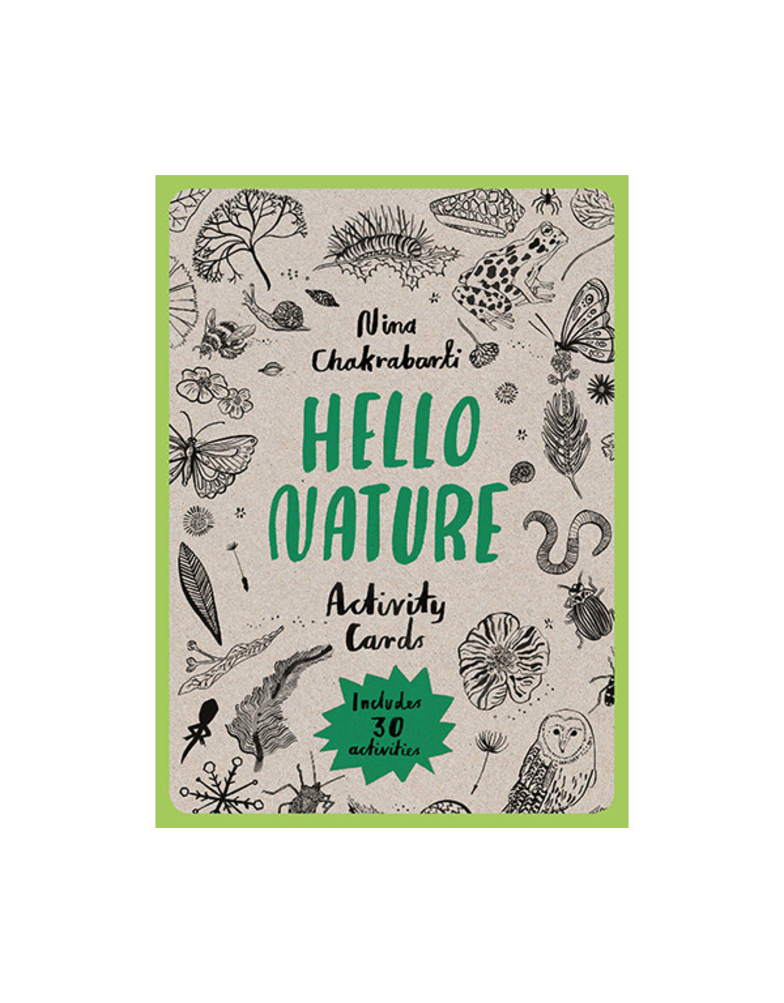 Hello Nature, Activity Cards, CB9781786271853, GC