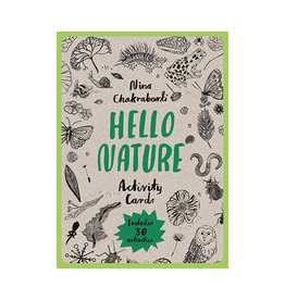 Hello Nature, Activity Cards, CB9781786271853, GC