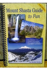 Book, Mount Shasta Guide to Fun, Local Author