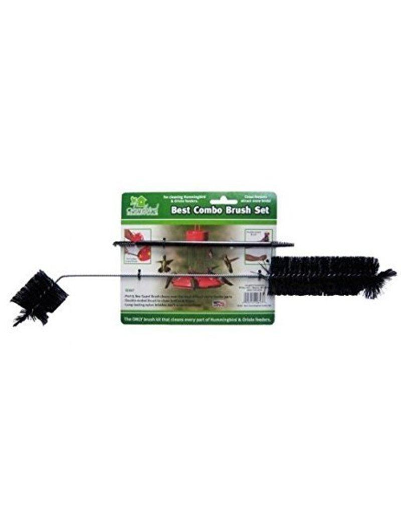 Best hummingbird Combo Brush Set, SE607