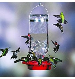 Hummingbird feeder, 8oz., Glass Bottle, BEST8