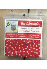 Cat Collar, Quick Release Clasp and Birdsbesafe Cover Combined