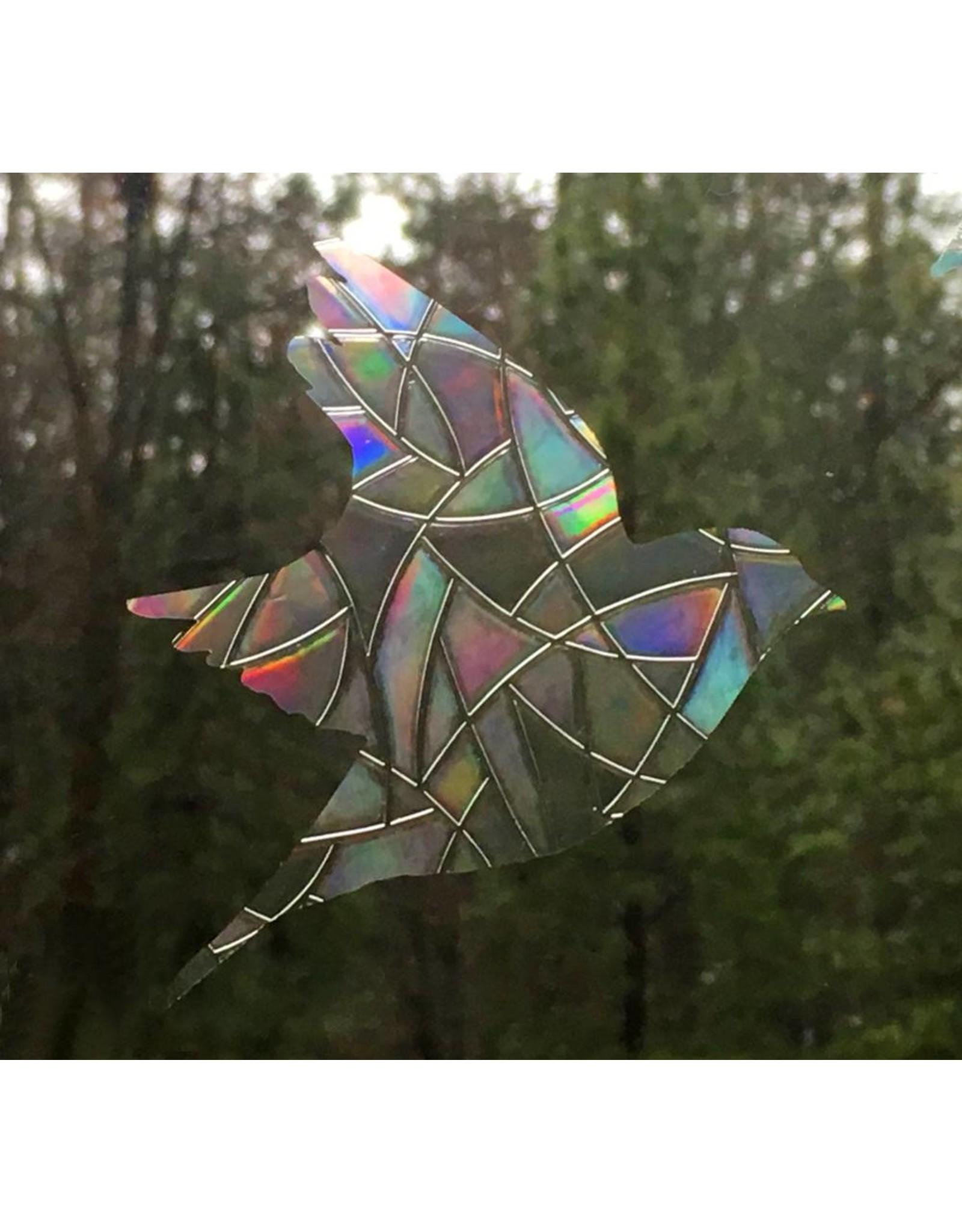 Baby Cricket Window Gems, Bird Series, 7 gems in package, Made in Mt Shasta