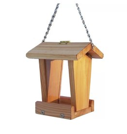 Seed Feeder, Mini Hopper, Made in USA, SPMINI1