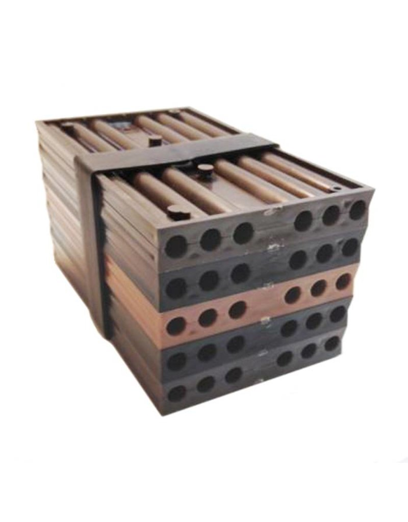 Mason Bee, Quicklock Nesting Trays, Corn Product, 30 holes
