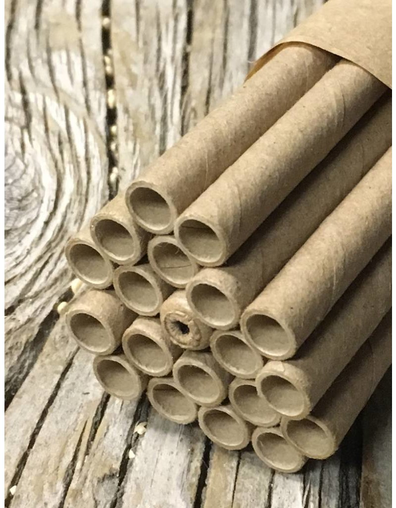 Leafcutter, Paper Bee Tube, 6mm, Leafcutter, Bulk count, 250??