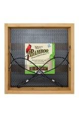 Bird Feeder, Tray Feeder, Bamboo, NWBWF3