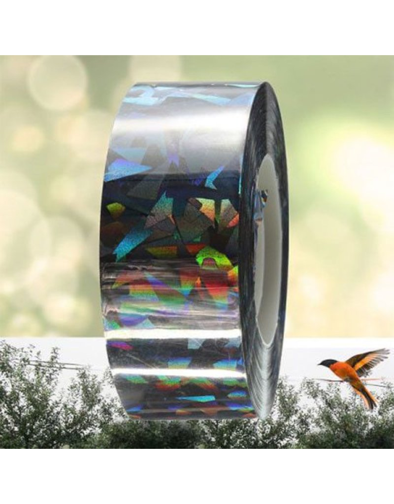 Holographic Scare tape, 100', DALENHST100