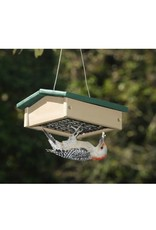 Suet Feeder, Upsidedown, Recycled, Green, SERUBSUDF100HD