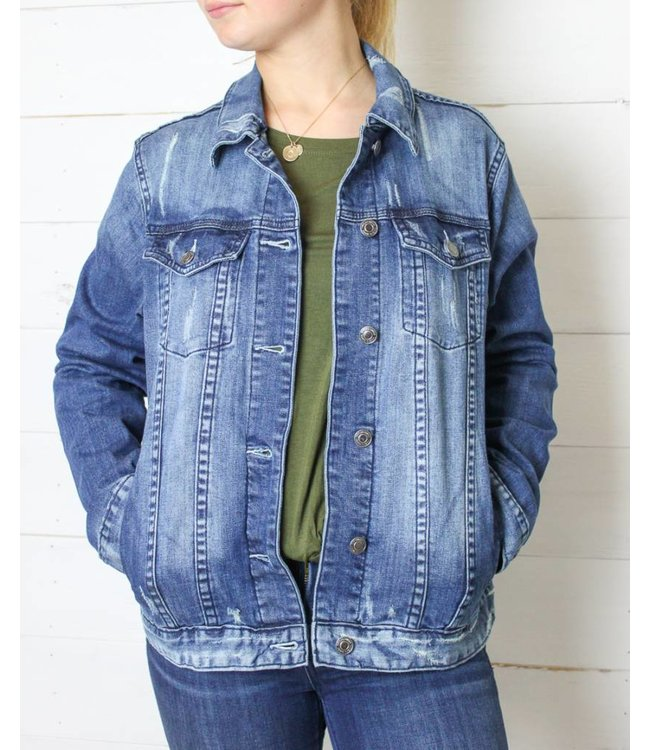 Thread & Supply The Shay Denim Jacket