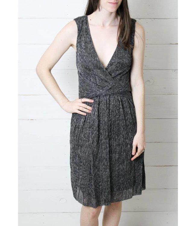 Dex The Lori Metallic Dress