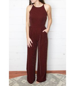 LE LIS The Shawn Jumpsuit