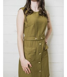 LE LIS The Allegra dress