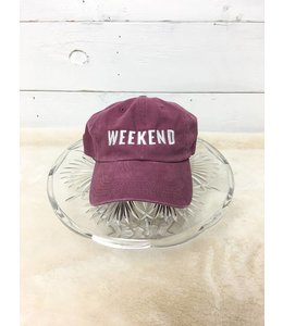 Friday X Saturday Weekend Hat