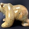 "- ""Ben"" - Soapstone Hungry Bear (#104)"