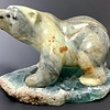 "- ""Henry"" - Soapstone Bear (#119)"