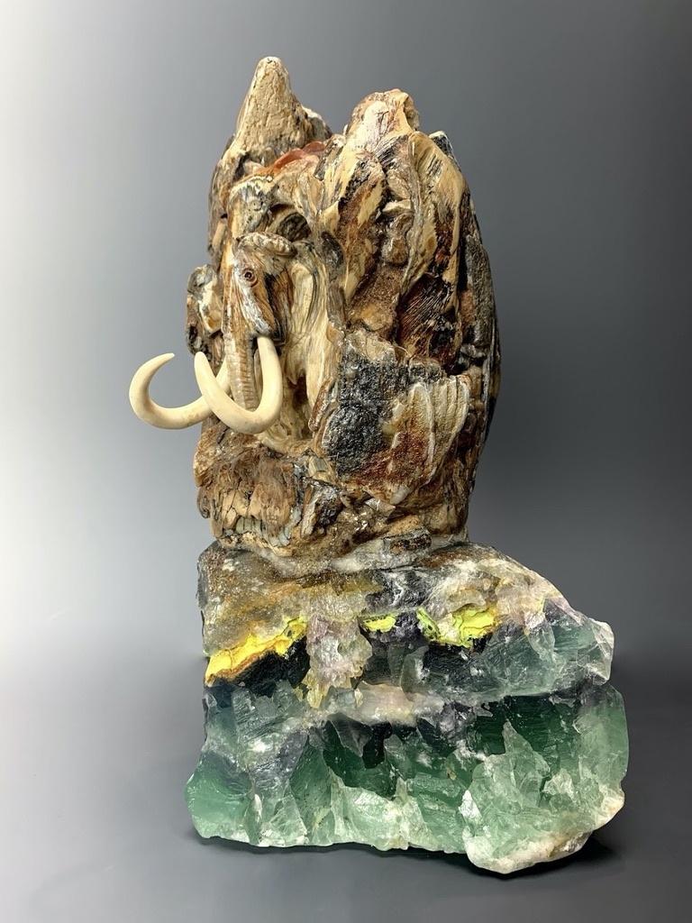 "- ""Maurine"" - The Walking Mammoth (#127)"