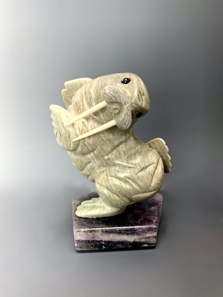 """Walter"" The Dancing Walrus (#134)"