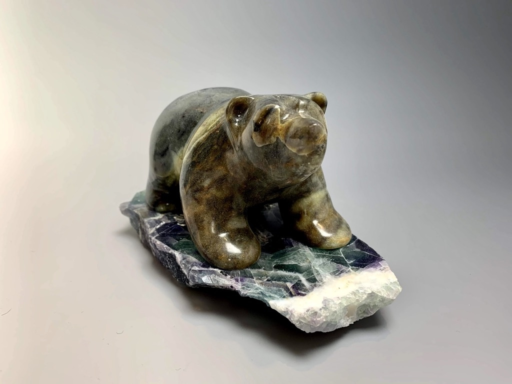 """Waverly"" The Walking Bear (#166)"