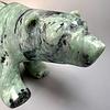 Pete - Soapstone Polar Bear Sculpture #249 -SOLD