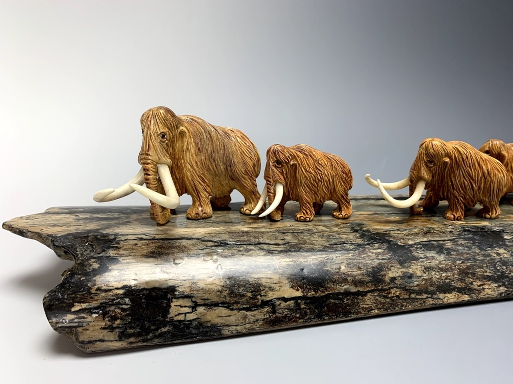 Roaming Mammoth Pack #247 - SOLD