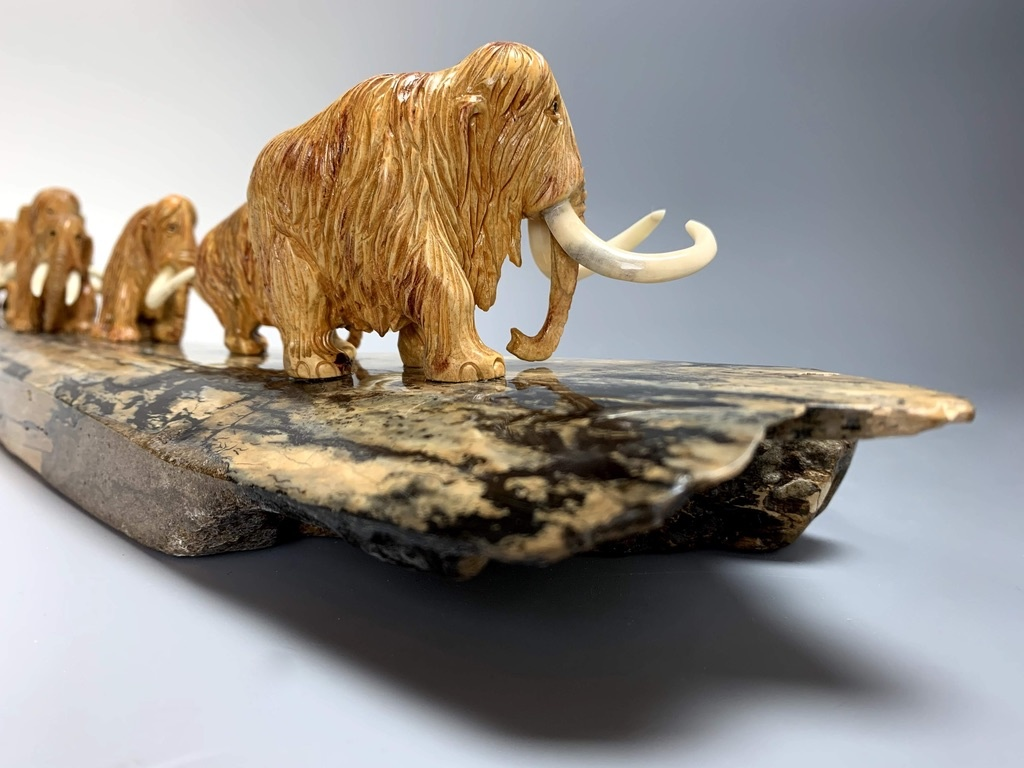 """Roaming Mammoth Pack"" #247"