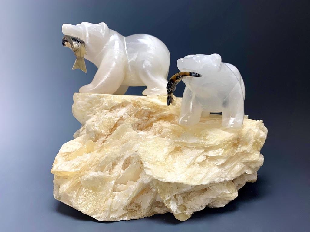 """Bear and Cub"" (#238)"